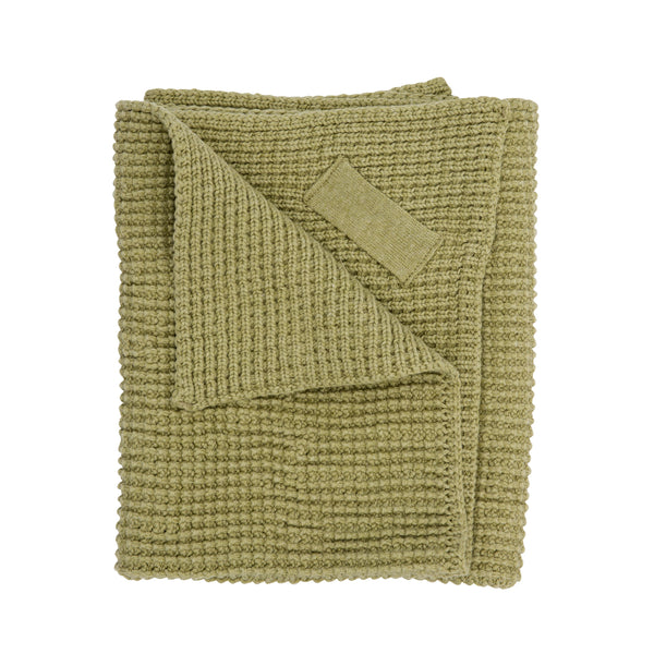 kitchen towel, green 1C