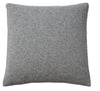 SeedStitch cushion, light grey/silver
