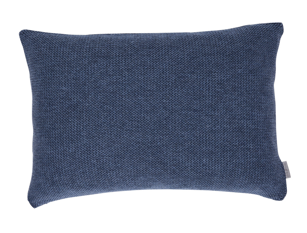 Beads cushion, dark blue - two sizes available