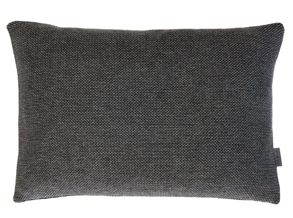 Beads cushion, grey - two sizes available