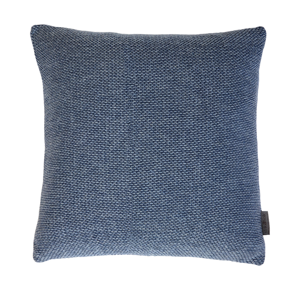 Beads cushion 50X50, blue