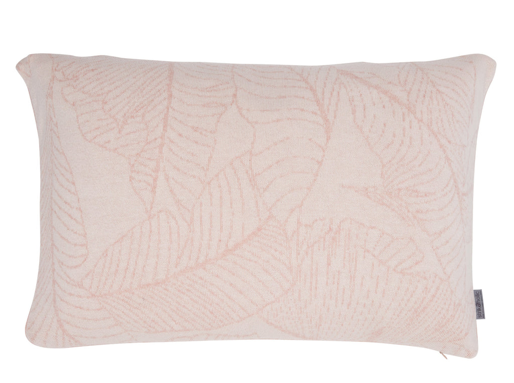Leaf cushion, nude