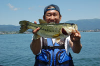 Let`s try a new world record for bass fishing in Lake Biwako - 洛Concierge