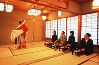 Let's enjoy playing Ozashiki-Asobi with Real Maiko - 洛Concierge