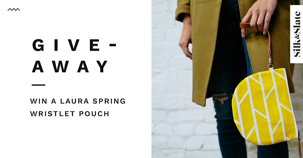 Laura Spring Giveaway