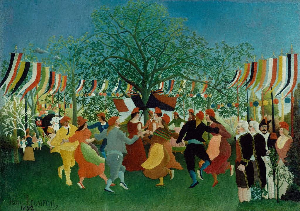 Henri Rousseau, A Centennial of Independence