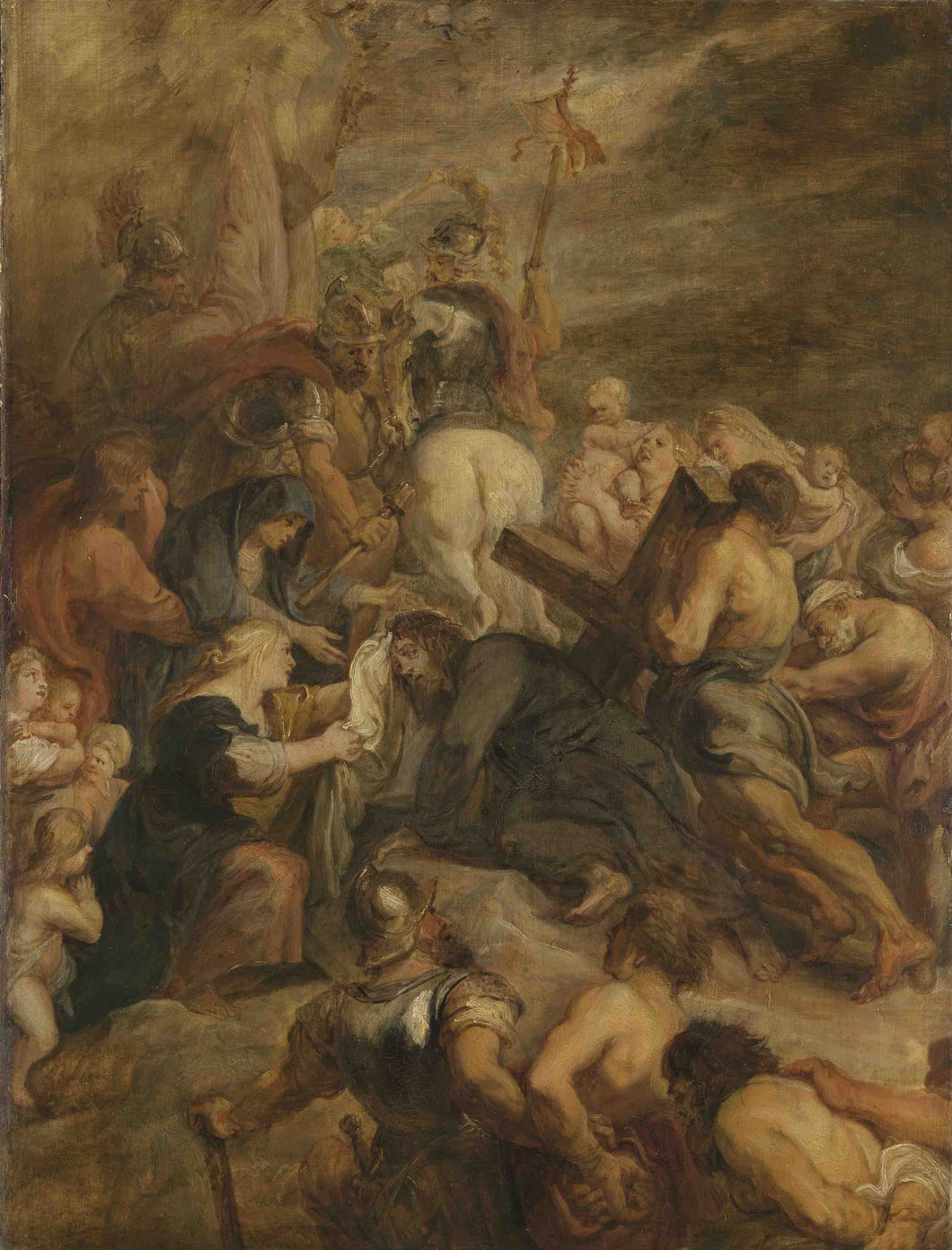 Peter Paul Rubens, The Carrying of the Cross