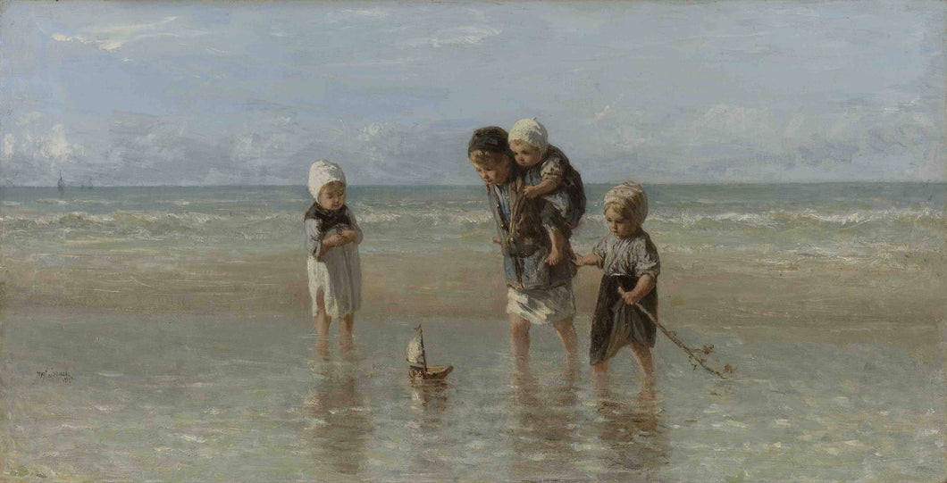 Jozef Israëls, Children of the Sea