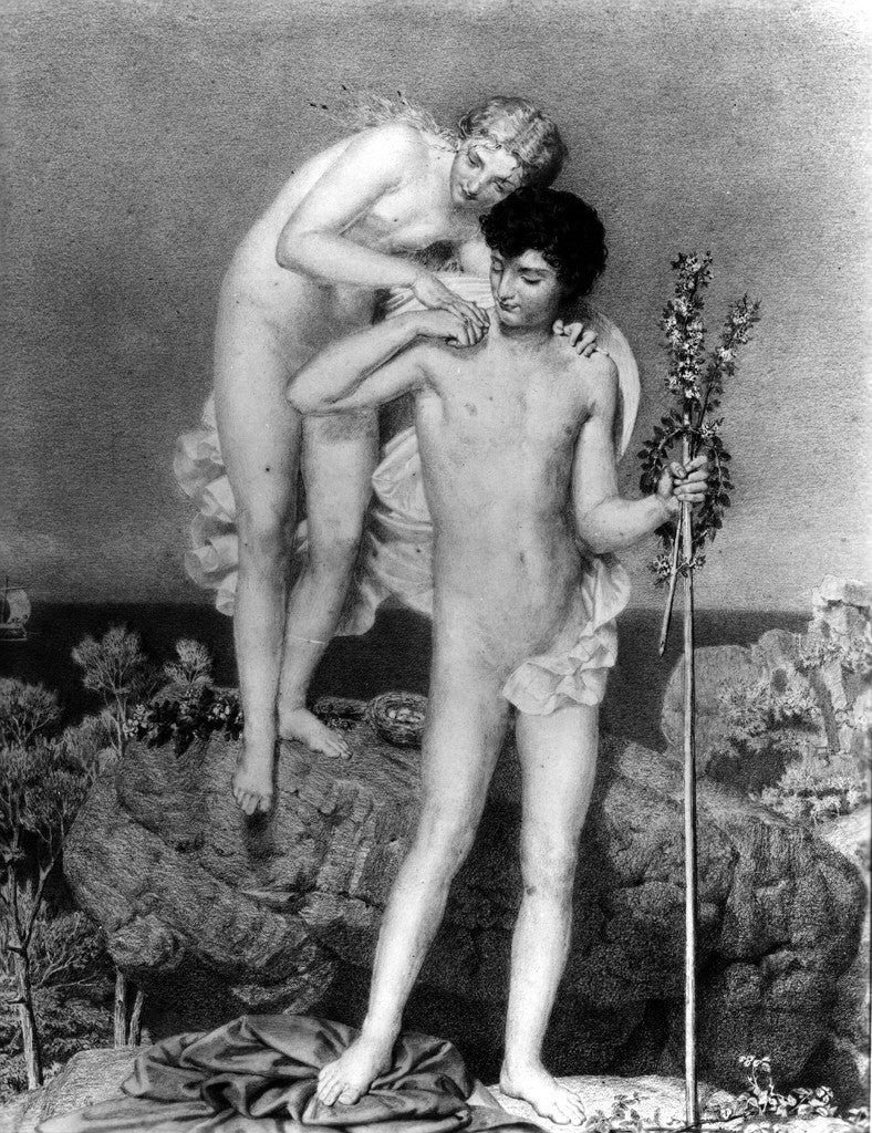 Jean Ernst, Daphnis and Chloe