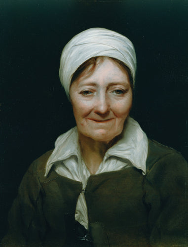 Michael Sweerts, An Old Woman