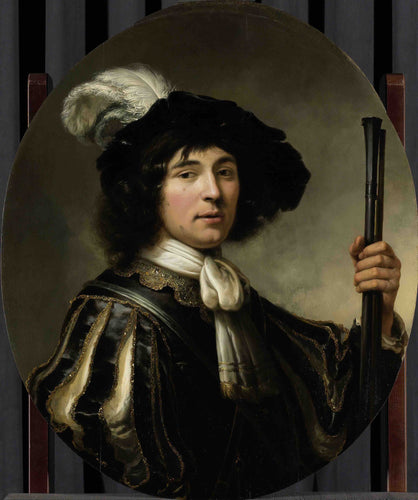 Aelbert Cuyp, Portrait of a Young Man