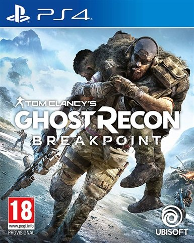 Ghost Recon Breakpoint (No DLC)