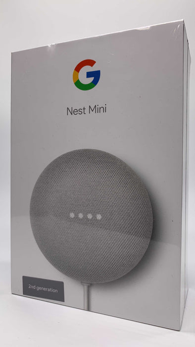 Google Nest Mini 2nd Gen