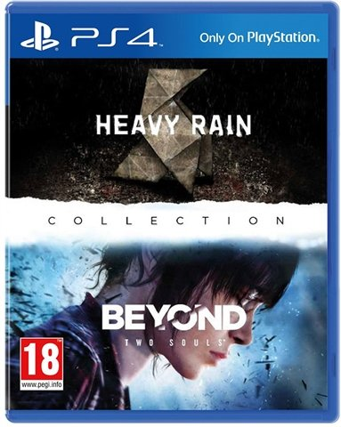 Heavy Rain/ Beyond Two Souls