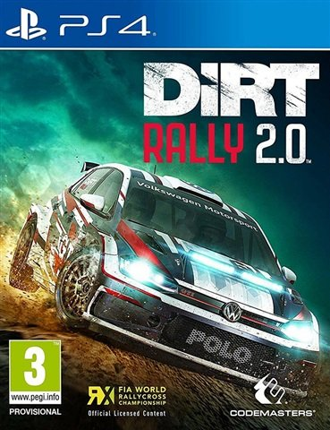 Dirt Rally 2.0 (No DLC)