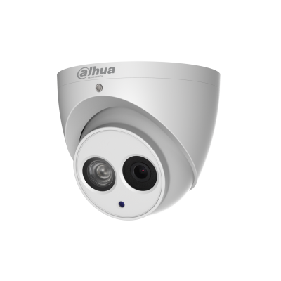 4MP IR Eyeball Network Camera - 2.8mm fixed, 104 Degrees