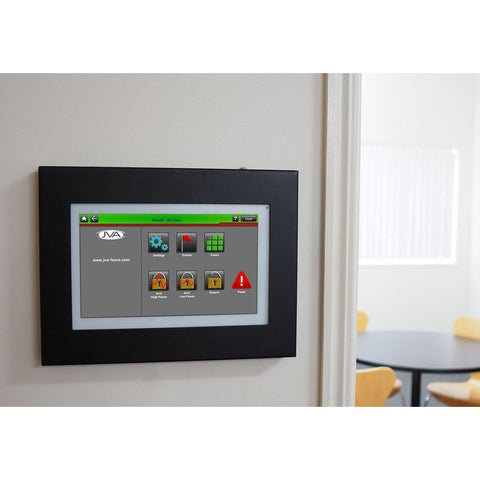 JVA Touch Keypad in Metal Frame (9 inches)