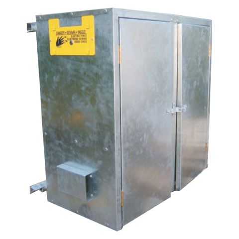 Shock Box (Galvanized)