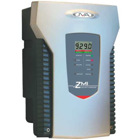 JVA ZM1 Fence Monitor with LCD Display – To be used with any energizer