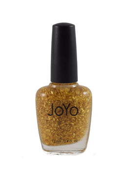 gold nail polish - 24K Bliss by JoYo