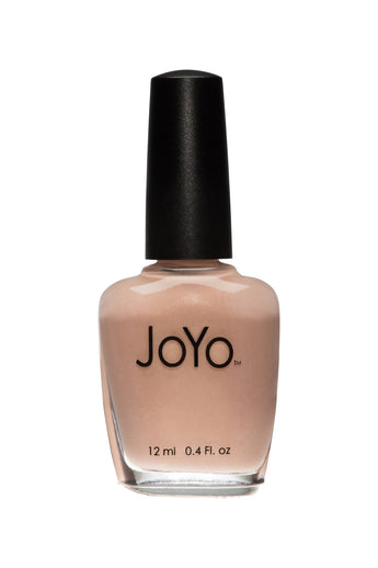 beige nail polish - Beachy by JoYo