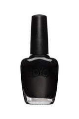 black nail polish - Black Vinyl by JoYo