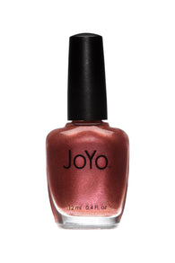 pink and copper nail polish - Blissful by JoYo