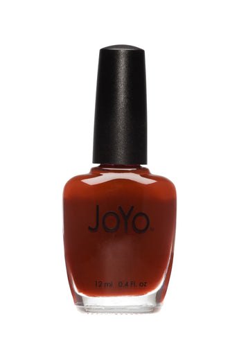 red nail polish - Heartbeat by JoYo