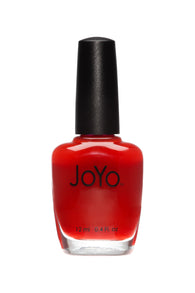 red nail polish - Hearts-a-Plenty by JoYo