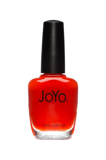 red nail polish - Hot Chili Pepper by JoYo