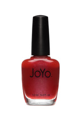 red nail polish - Marsala Mist Pepper by JoYo