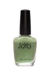green nail polish - Mojito by JoYo