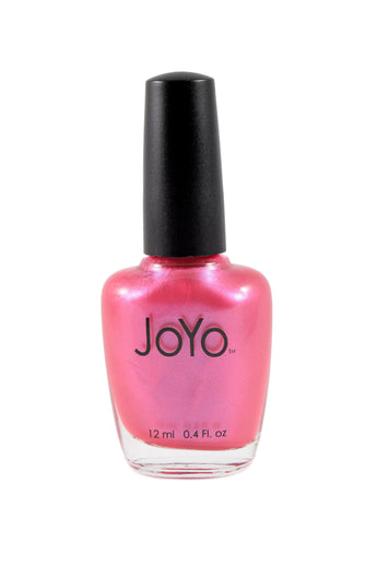 pink metallic nail polish - Retro by JoYo