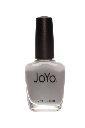 gray nail polish - Storm Cloud by JoYo