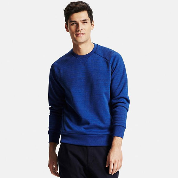 MEN DRY STRETCH LONG SLEEVES SWEATSHIRT