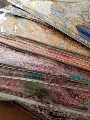 Pashmina Paisley Scarves (Many Styles) - The Mad Genius Store