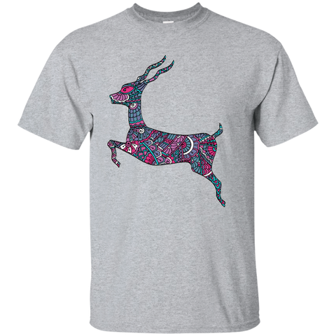 Antelope T Shirt Night Edition - The Mad Genius Store