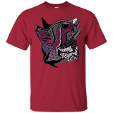 Psychedelic Cat Meow...? T-Shirt Night Ed. - The Mad Genius Store