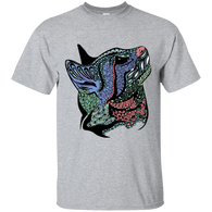 Psychedelic Cat Meow...? T-Shirt Spring Ed. - The Mad Genius Store