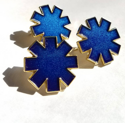 "The RHCP ""Asterisk"" Pins in Translucent Enamel - All Variants"