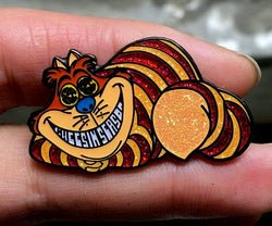 Pins - The Royal Cheshire Alice In Wonderland SCI Cheesin' Season Hat Pin