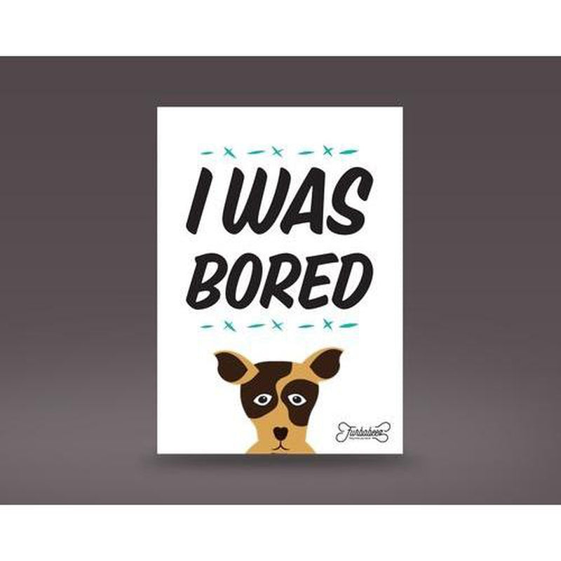 Print at Home - Dog Milestone Cards Furbabeez