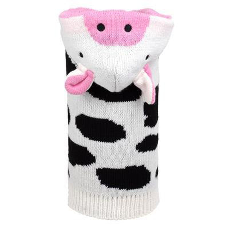 Cow Dog Hoodie, Pet Clothes, Furbabeez, [tag]
