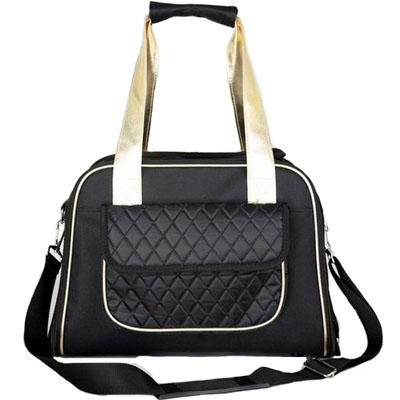 Airline Approved Mystique Fashion Pet Carrier Pet Accessories Pet Life Black