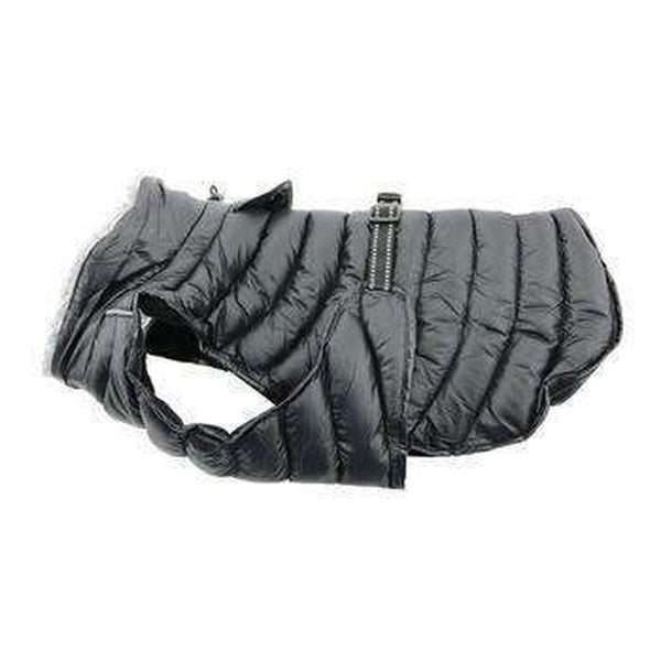Alpine Extreme Weather Puffer Dog Coat - Black, Pet Clothes, Furbabeez, [tag]