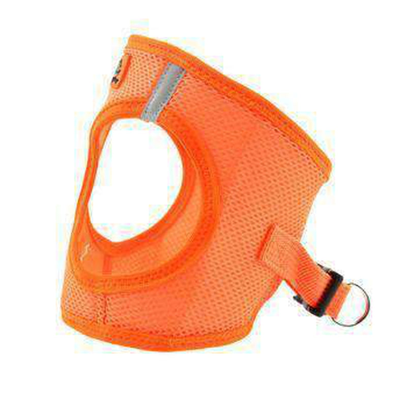 American River Ultra Choke-Free Mesh Dog Harness - Hunter Orange, Collars and Leads, Furbabeez, [tag]
