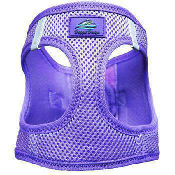 American River Ultra Choke-Free Mesh Dog Harness - Purple, Collars and Leads, Furbabeez, [tag]