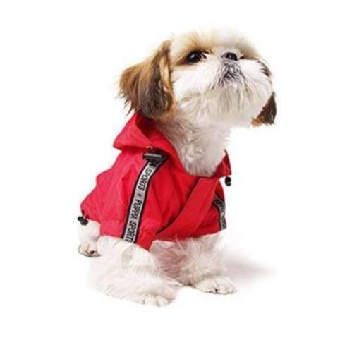 Base Jumper Raincoat Pet Clothes Puppia
