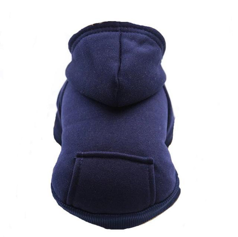 Basic Dog Hoodie, Pet Clothes, Furbabeez, [tag]