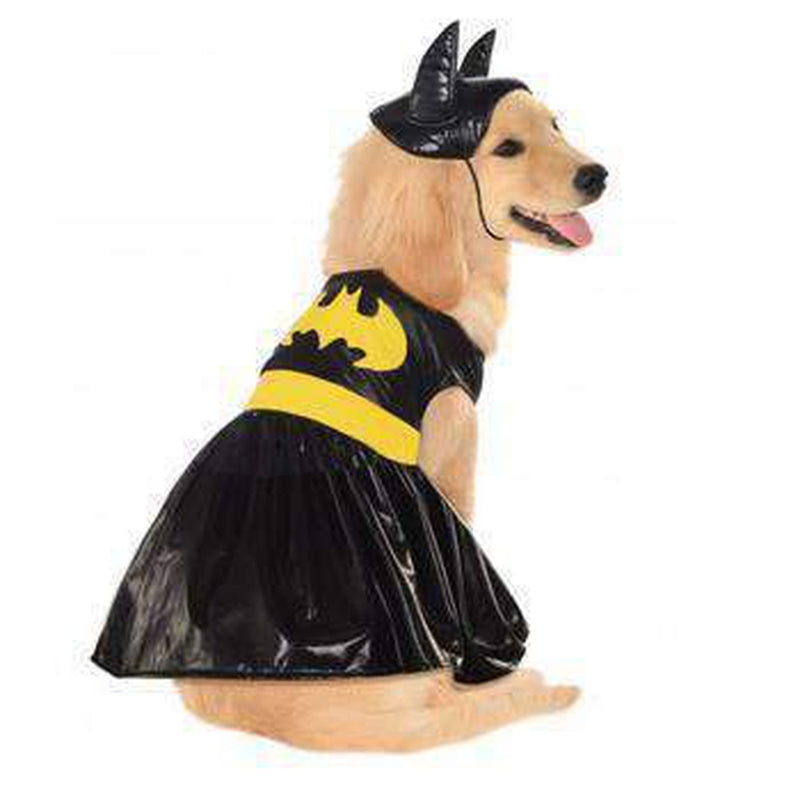 Batgirl Dog Costume, Pet Clothes, Furbabeez, [tag]